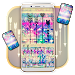 Download Galaxy Arrows Keyboard Theme 1.0 APK