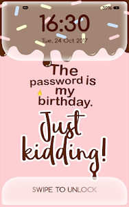 Download Girly Lock Screen Wallpaper with Quotes 2.7 APK