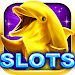 Download Gold Dolphin Casino Slots™ 1.4.5 APK