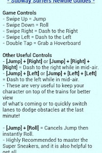 Download Guide All for Subway Surfers 2.0 APK