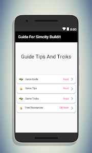 Download Guide For Simcity Buildit 1.0 APK