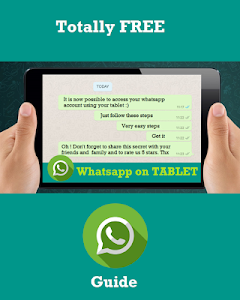 Download Guide WhatsApp to Tablet 1.0 APK