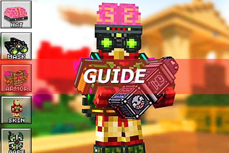 Download Guide for Pixel Gun 3D 10.6.3 APK