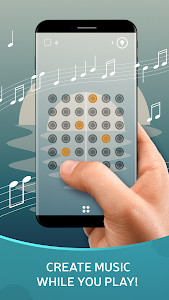 screenshot of Harmony: Music Notes version 1.5