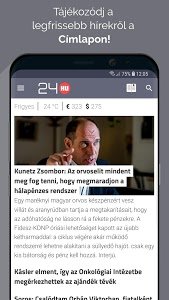 Download 24.hu - Friss hírek megbízható forrásból  APK