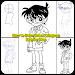 Download How to Draw Conan Edogawa & Friends Full Body 1.0 APK