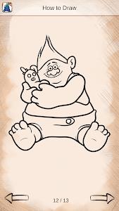Download How to Draw Trolls 1.2 APK