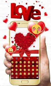 Download I Love You GO Keyboard Theme 4.5 APK