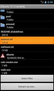 Download ISO Extractor  APK