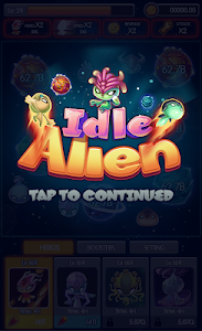 Download Idle Alien 109 APK