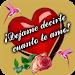 Download Imágenes de amor te amo mi amor te quiero y música 1.15 APK