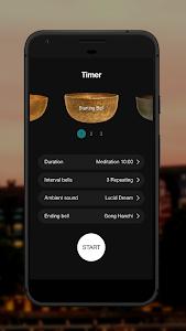 screenshot of Insight Timer - Free Meditation App version 13.3.8