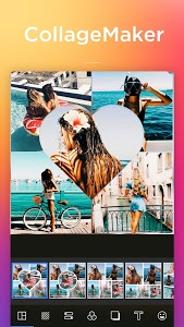 Download Square Photo Editor, Emoji, No Crop, Collage 2.2.7 APK
