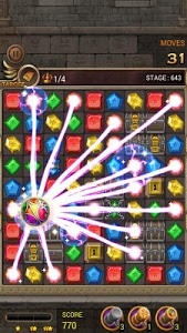 screenshot of Jewels Temple Quest : Match 3 version 1.6.8