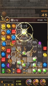 screenshot of Jewels Temple Quest : Match 3 version 1.6.5