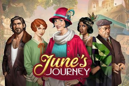 screenshot of June's Journey - Hidden Object version 1.29.4