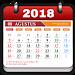 Download Kalender 2018 Tanggal Merah Dan Hari Libur Lengkap 1.2.1 APK