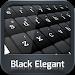 Download Keyboard Black Elegant 3.9 APK
