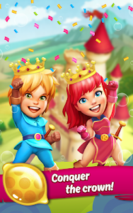 screenshot of Candy Land - Sweet Match 3 version 2.0.161