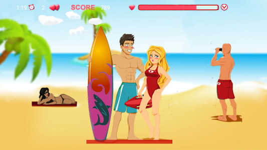 Download Kiss on the Hawaii beach 1.0.0 APK