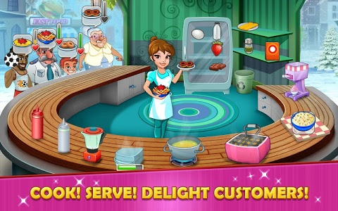 Download Kitchen Story : Cooking Game 8.5 APK