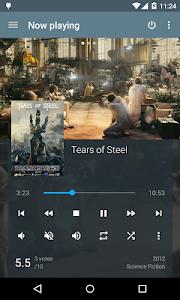 Download Kore, Official Remote for Kodi v2.4.4 APK