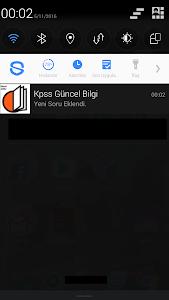 Download 2018 Kpss Güncel Bilgiler Soruları 1.17 APK
