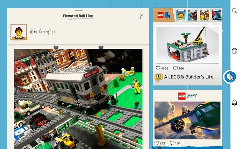 screenshot of LEGO® Life – Create & discover version 1.1.0