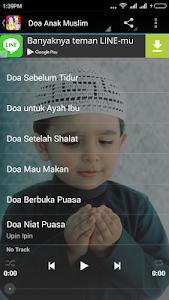 screenshot of Lagu & Doa Anak Muslim version 1.3