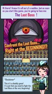 screenshot of Last Boss Defender version 1.0.4