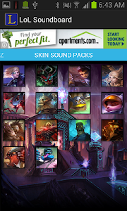 Download League of Legends Sound Board 1.22 APK
