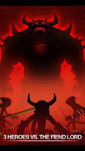 screenshot of League of Stickman Free-Shadow version 4.2.1