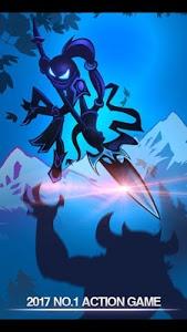 screenshot of League of Stickman Free-Shadow version 4.1.3