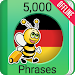 Download Learn German - 5000 Phrases 2.5 APK