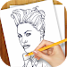 Download Learn to Draw Popular Singers 1.01 APK