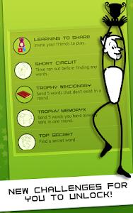 screenshot of Letter Zap Classic version 3.6