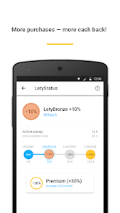 Download LetyShops cashback service 1.3.4 APK