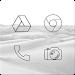 Download Lines Dark - Black Icons (Free Version) 3.0.0 APK