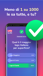 Download Live Quiz - Vinci Premi Veri 1.2.0 APK