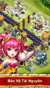 screenshot of Castle Clash: Quyết Chiến version 1.1.9