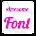 Download Lobster Free Keyboard Font 33.0 APK