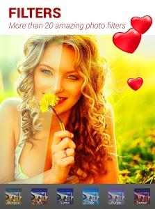 screenshot of Love Collage - Photo Editor version 2.3.7