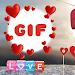 Download Love GIF: Romantic Animated Image 4.1.1 APK
