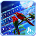Download Lovely Parrots Keyboard Theme 6.8.17.2018 APK