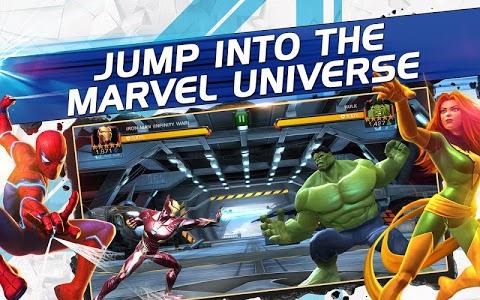 screenshot of MARVEL Contest of Champions version 21.2.0