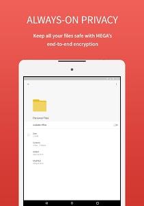 Download MEGA 3.4.0 (211) APK