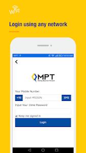 screenshot of MPT 4 U version 3.3.4