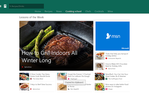 Download MSN Food & Drink - Recipes 1.2.0 APK