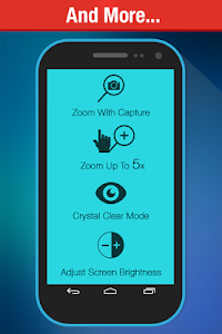 Download Magnifying Glass + Flashlight 1.7.7 APK