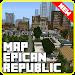Download Map city Epican Republic mcpe 1.0 APK
